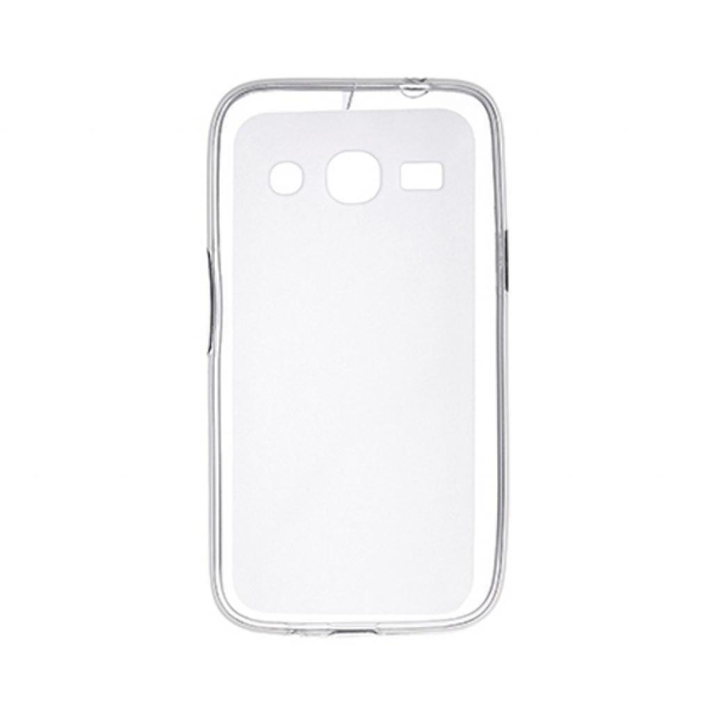 Чехол для моб. телефона Drobak для Samsung Galaxy Star Advance G350 White Сlear /Elastic PU (218655) изображение 2
