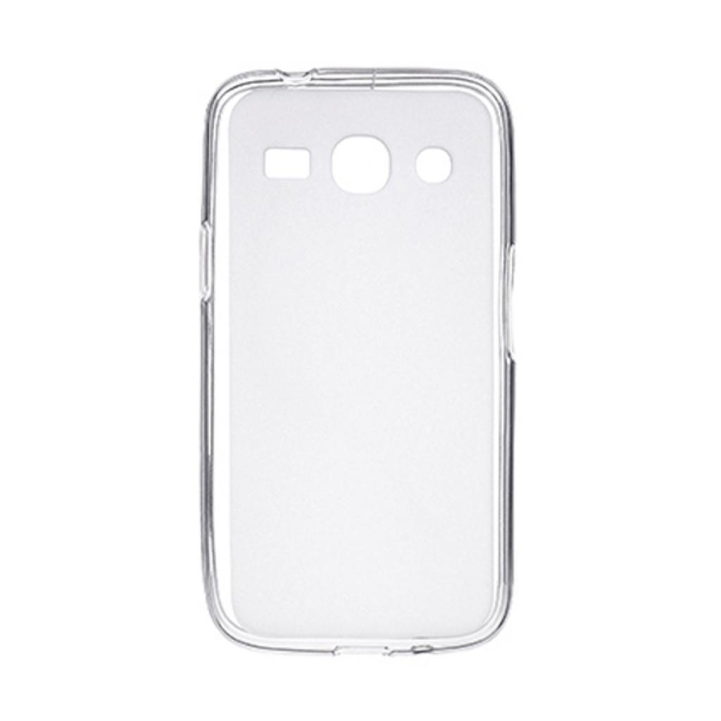 Чехол для моб. телефона Drobak для Samsung Galaxy Star Advance G350 White Сlear /Elastic PU (218655)