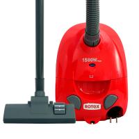 Пылесос Rotex RVB01-P Red