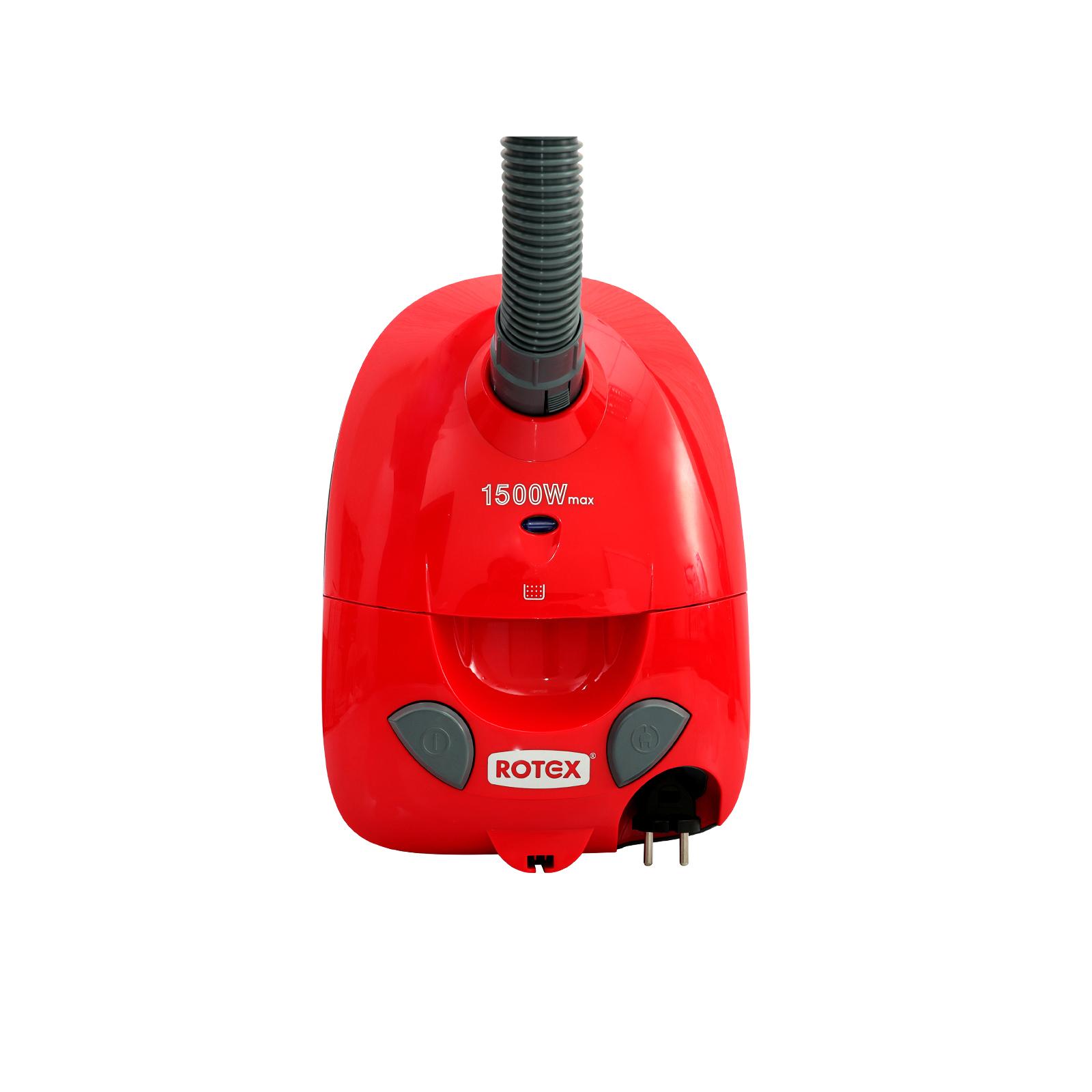 Пылесос Rotex RVB01-P Red изображение 3
