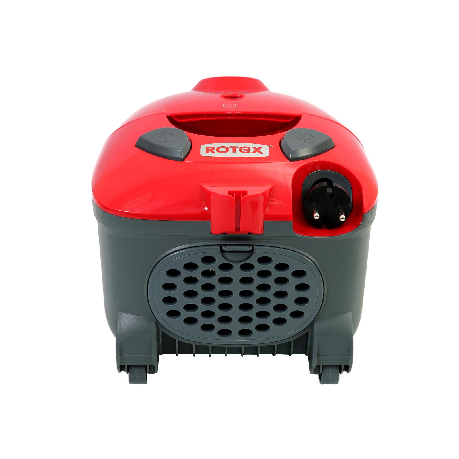 Пылесос Rotex RVB01-P Red изображение 4