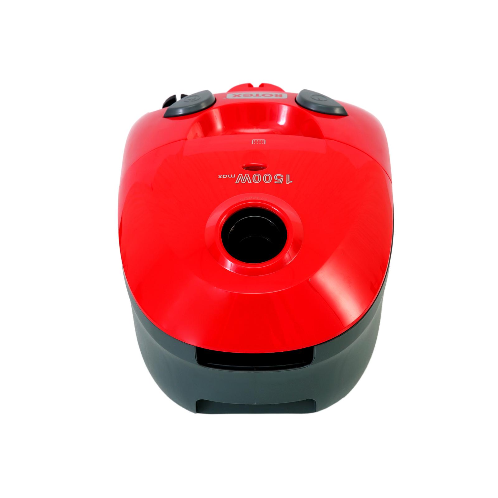 Пылесос Rotex RVB01-P Red изображение 5