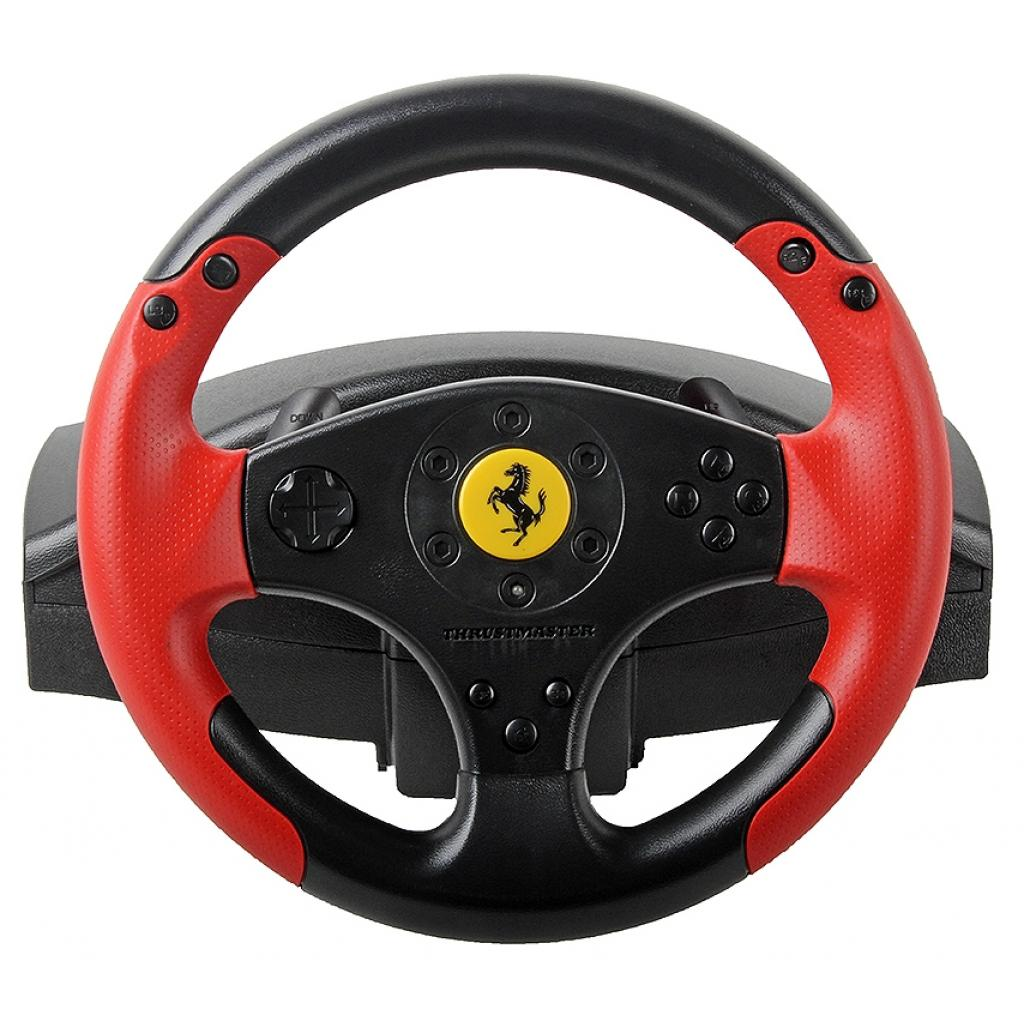 Руль ThrustMaster Ferrari Racing Wheel Red Legend Edition (4060052) изображение 1