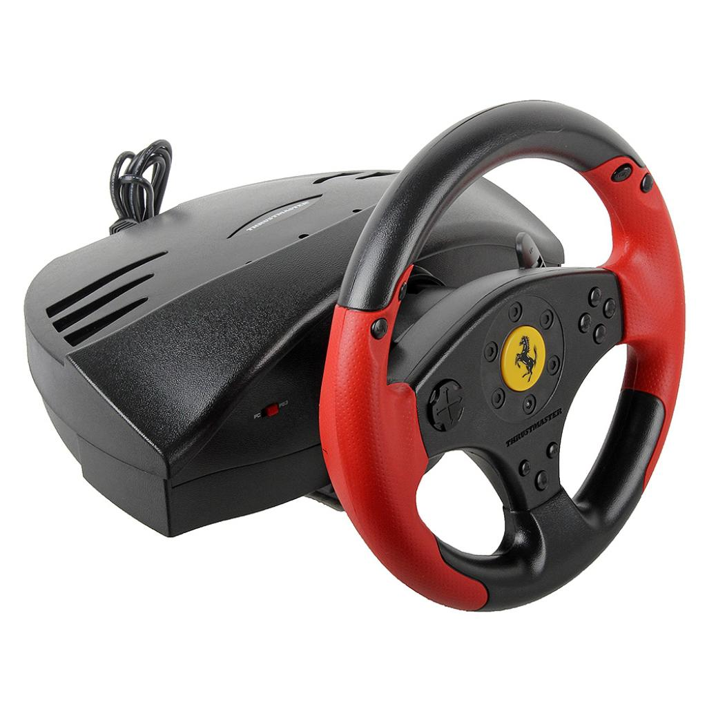 Руль ThrustMaster Ferrari Racing Wheel Red Legend Edition (4060052) изображение 3