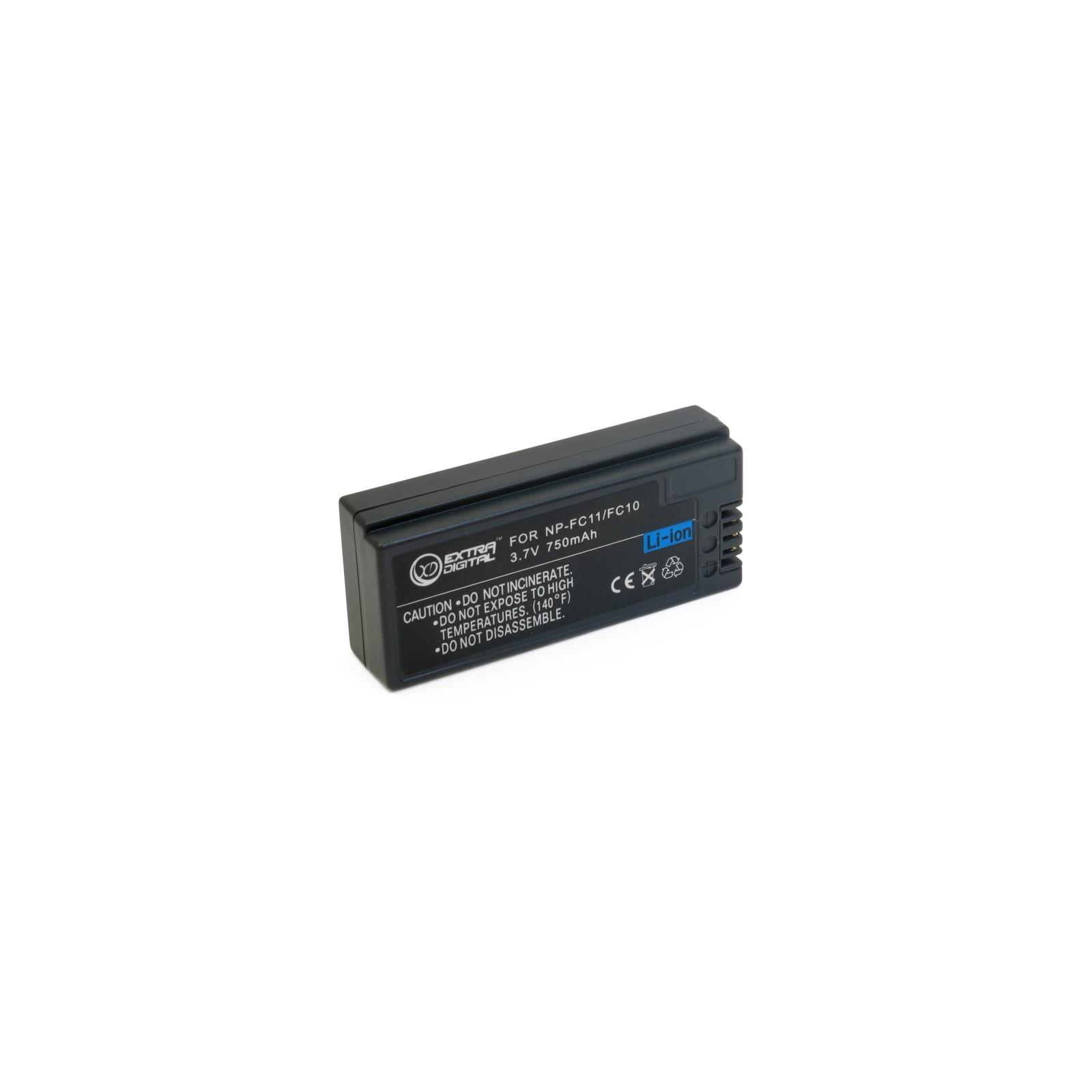 Аккумулятор к фото/видео EXTRADIGITAL Sony NP-FC10 (BDS2655)