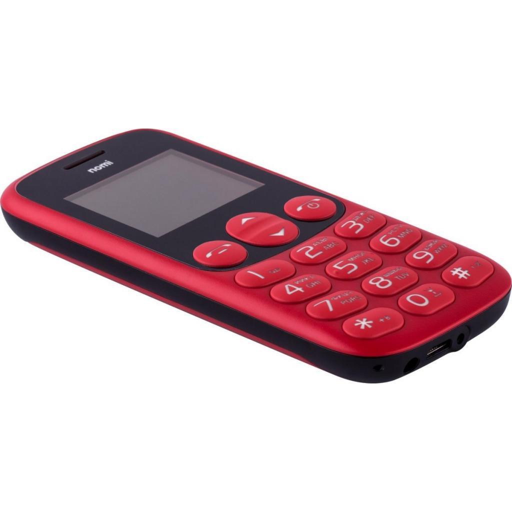 Мобильный телефон Nomi i177 Red изображение 7
