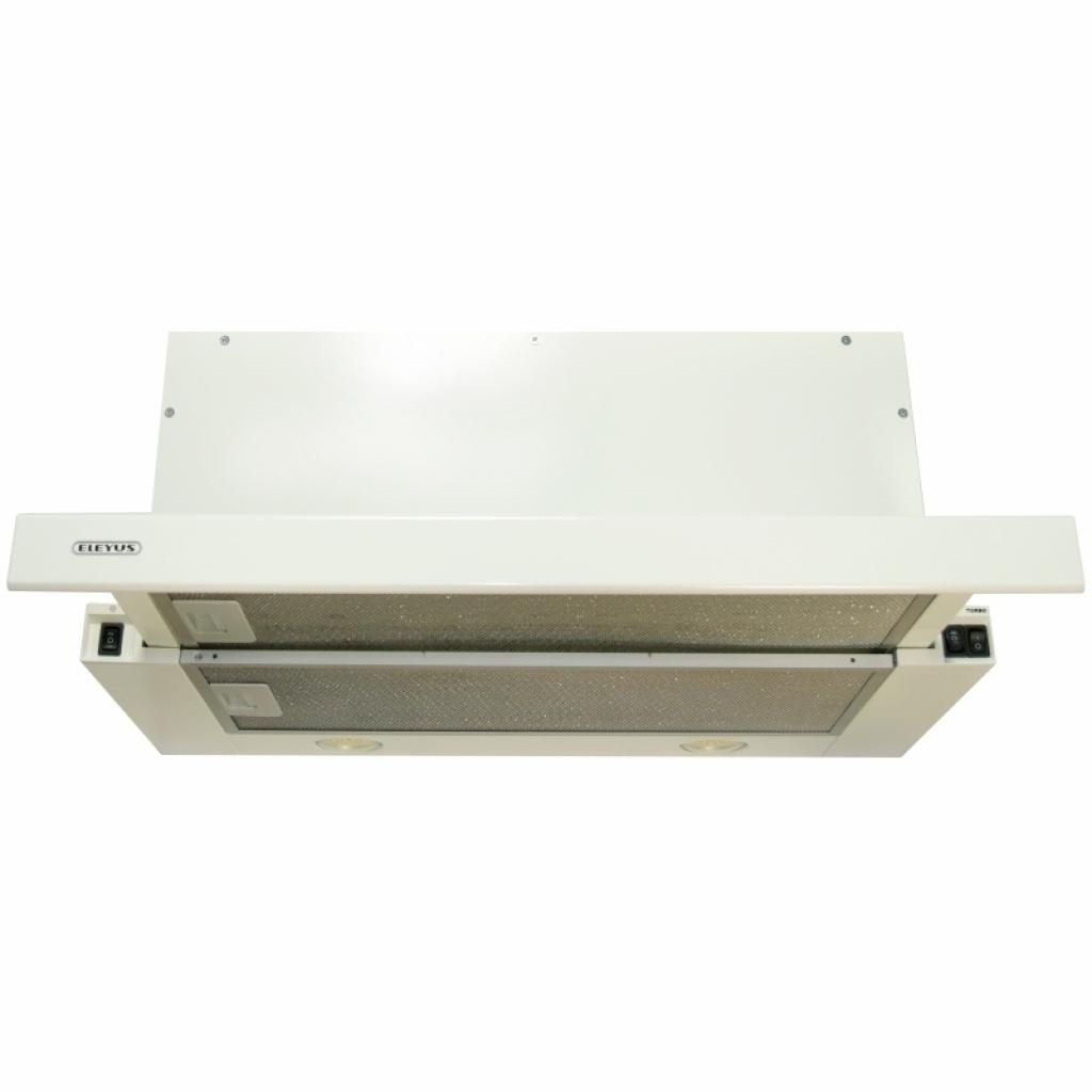 Вытяжка кухонная ELEYUS Storm 1200 LED 60 WH изображение 2