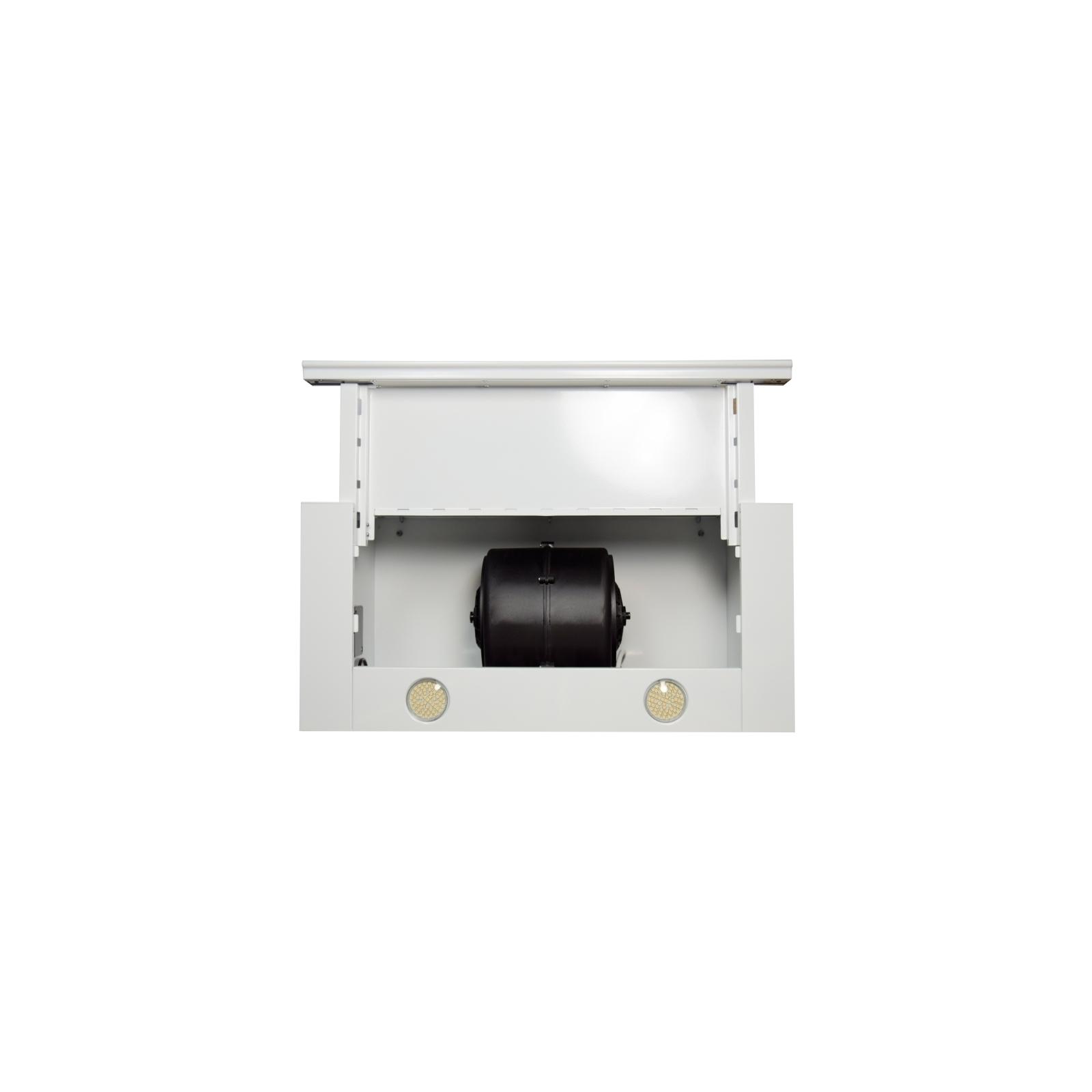 Вытяжка кухонная ELEYUS Storm 1200 LED 60 WH изображение 5