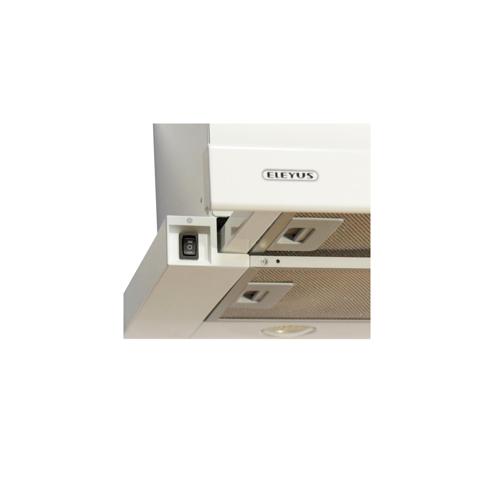 Вытяжка кухонная ELEYUS Storm 1200 LED 60 WH изображение 7