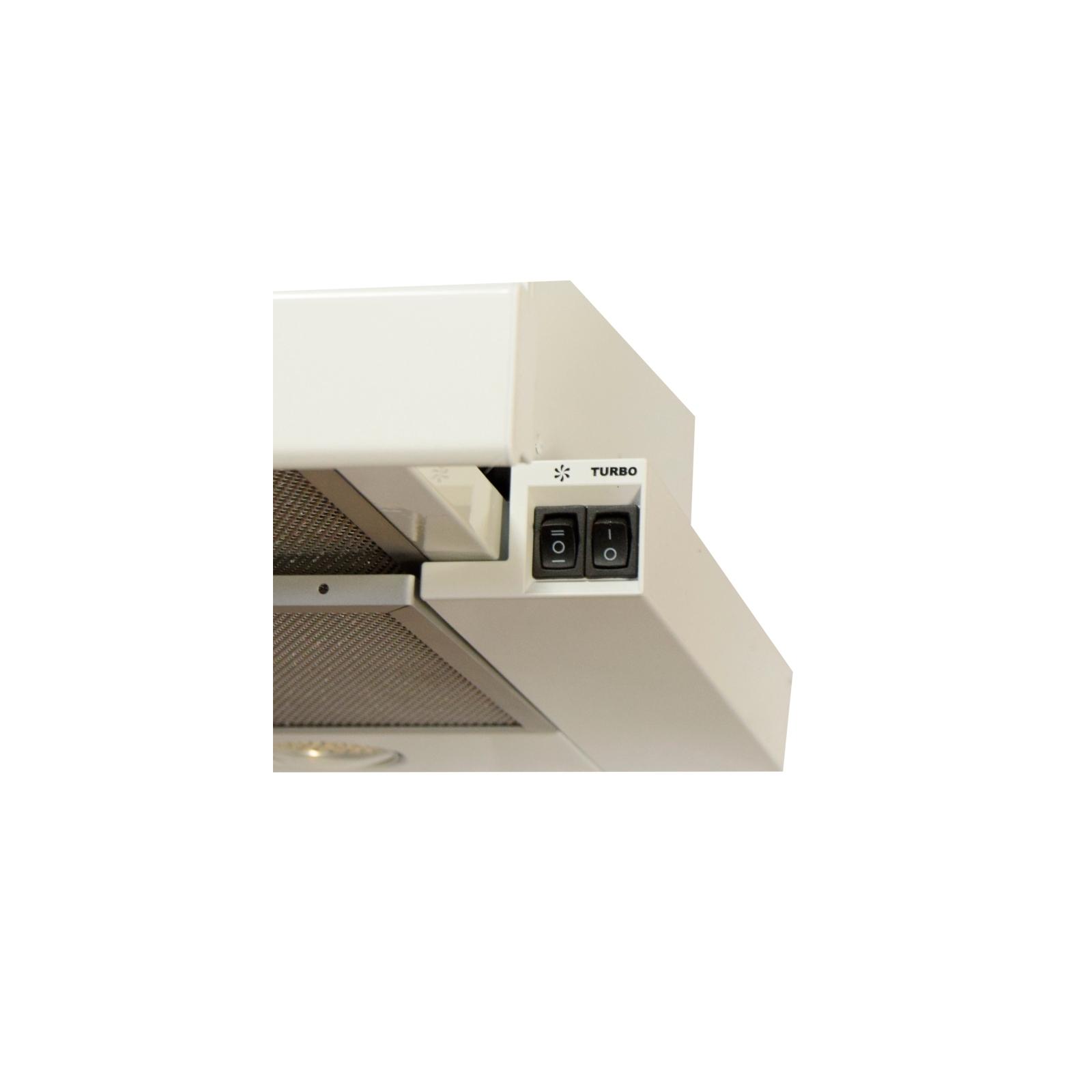 Вытяжка кухонная ELEYUS Storm 1200 LED 60 WH изображение 8
