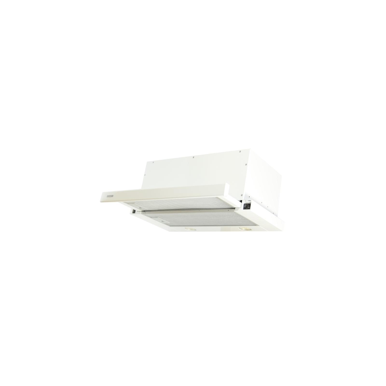 Вытяжка кухонная ELEYUS Storm 1200 LED 60 WH