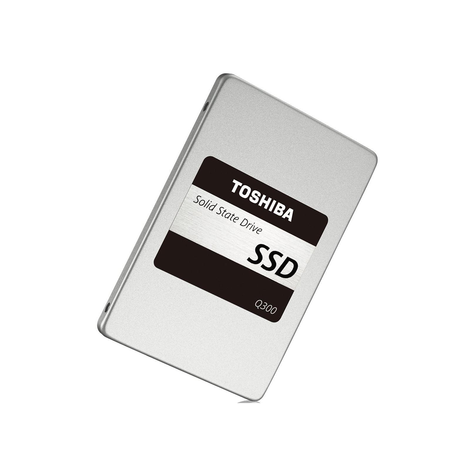 """Накопитель SSD 2.5"""" 120GB TOSHIBA (HDTS712EZSTA) изображение 2"""