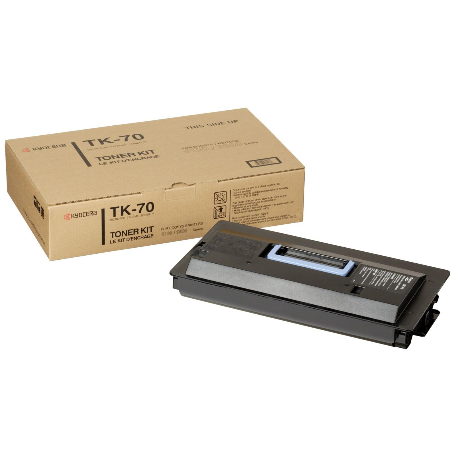 Тонер-картридж Kyocera TK-70 (370AC010)