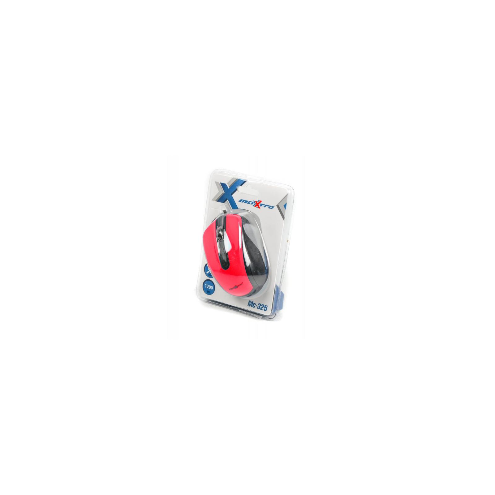 Мышка Maxxter Mc-325-R изображение 4
