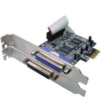 Контроллер PCIе to LPT ST-Lab (I-510)