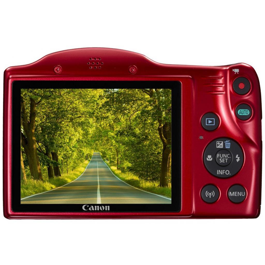 Цифровой фотоаппарат Canon PowerShot SX420 IS Red (1069C012) изображение 5