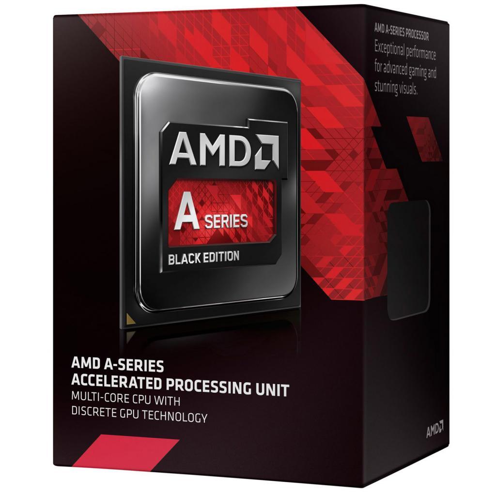 Процессор AMD A6-7470K (AD747KYBJCBOX)