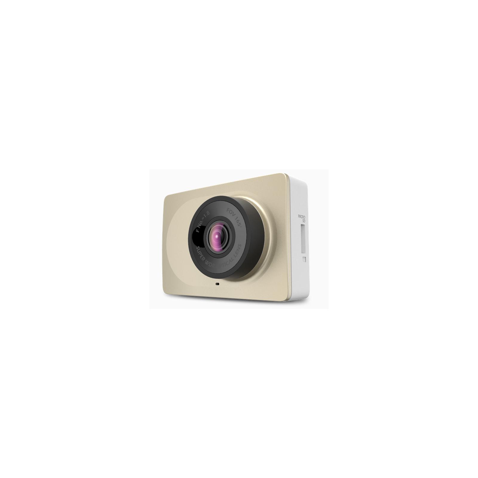 Видеорегистратор Xiaomi XiaoYi car DVR Gold изображение 4