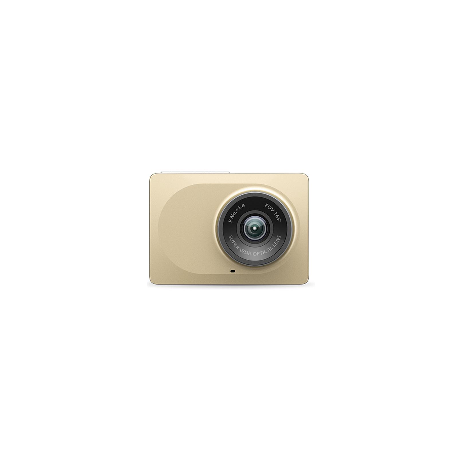 Видеорегистратор Xiaomi XiaoYi car DVR Gold