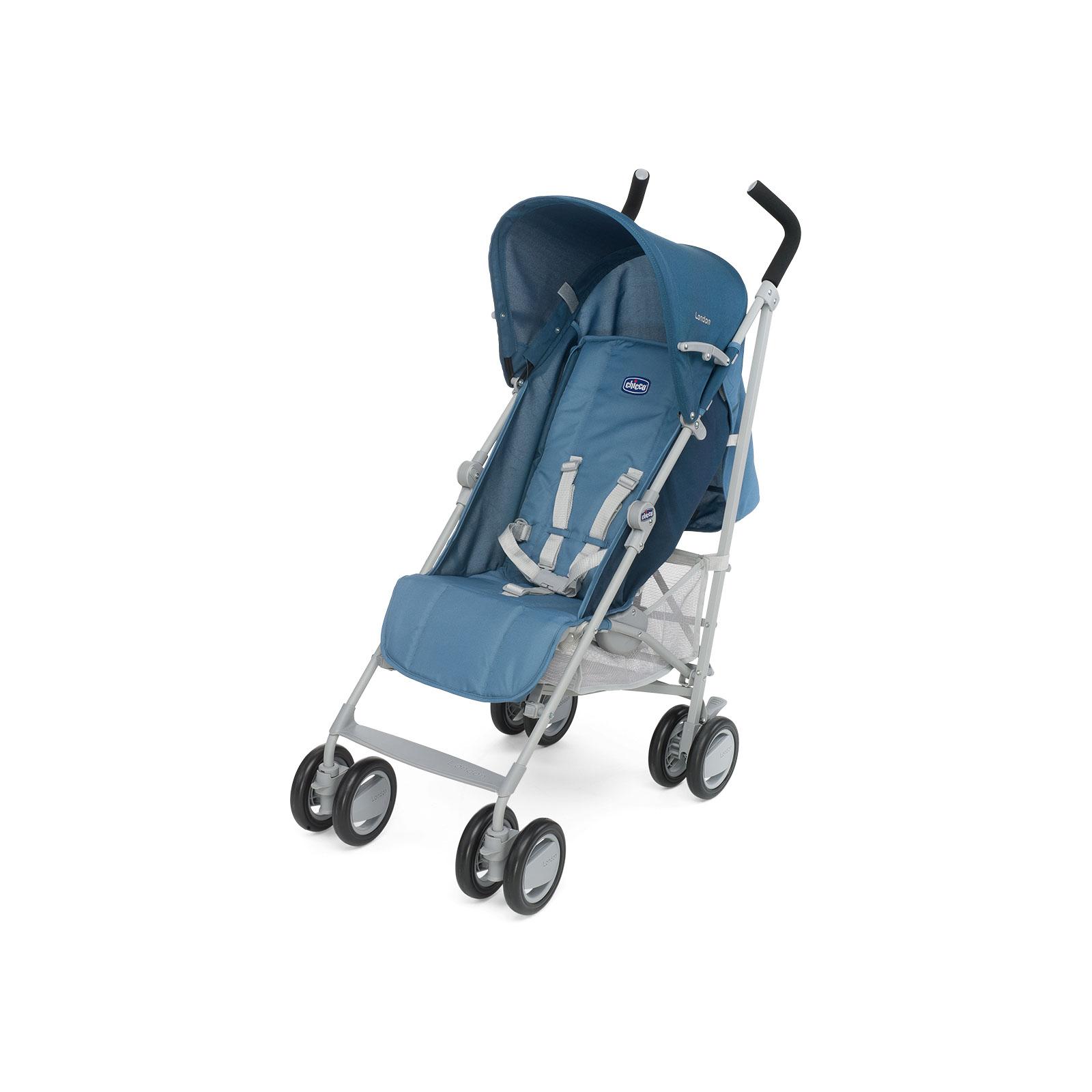 Коляска Chicco London Up Stroller Blue (79251.80)