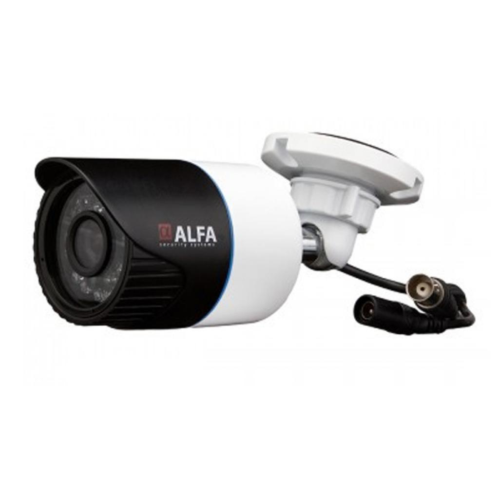 Камера видеонаблюдения ALFA M512A Black-white