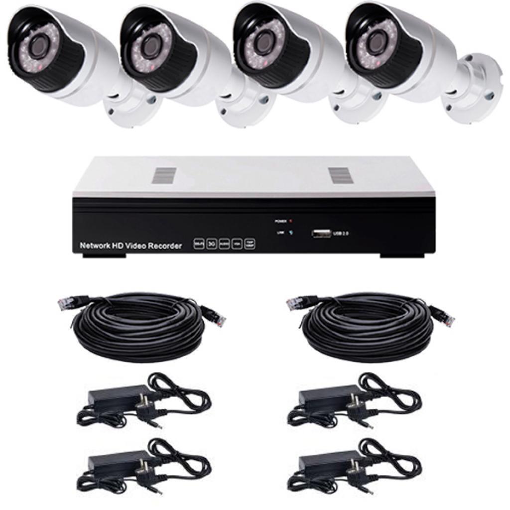 Комплект видеонаблюдения CoVi NVK-3001 IP KIT