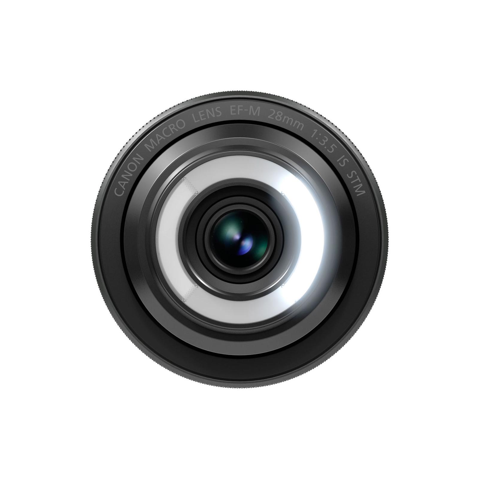 Объектив Canon EF-M 28mm f/3.5 Macro STM (1362C005) изображение 6