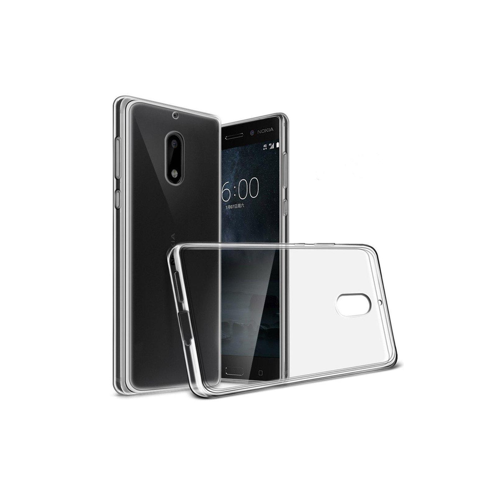Чехол для моб. телефона SmartCase Nokia 3 TPU Clear (SC-N3) изображение 2