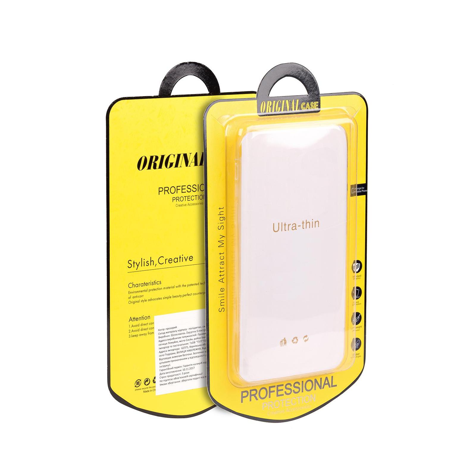 Чехол для моб. телефона SmartCase Nokia 3 TPU Clear (SC-N3) изображение 5