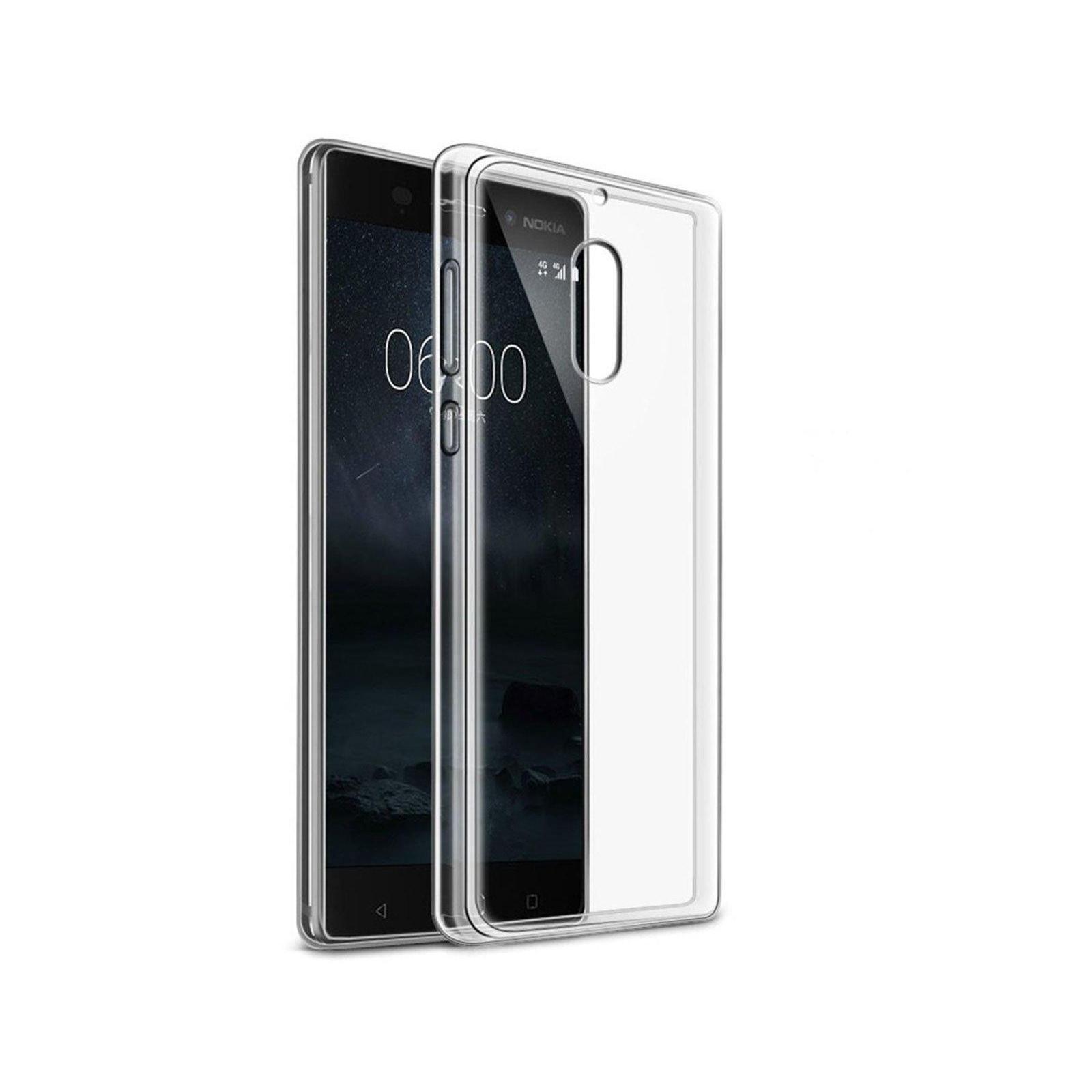 Чехол для моб. телефона SmartCase Nokia 3 TPU Clear (SC-N3)