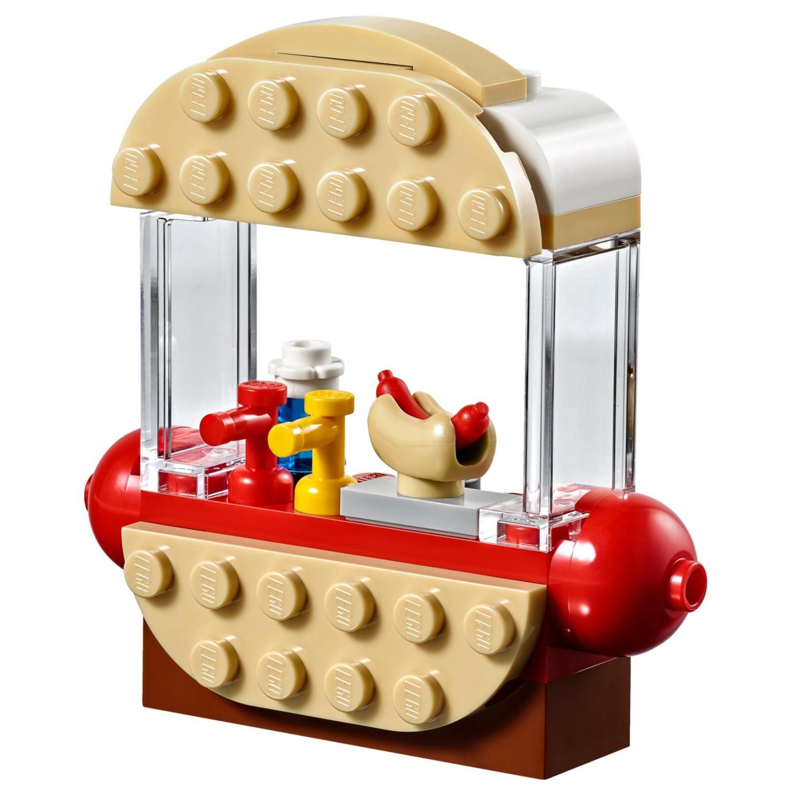 Конструктор LEGO Friends Выступление в парке Андреа (41334) изображение 4