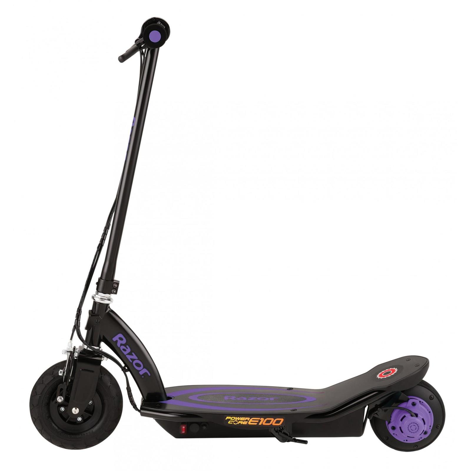 Электросамокат Razor Power Core E100 Purple (283570) изображение 2