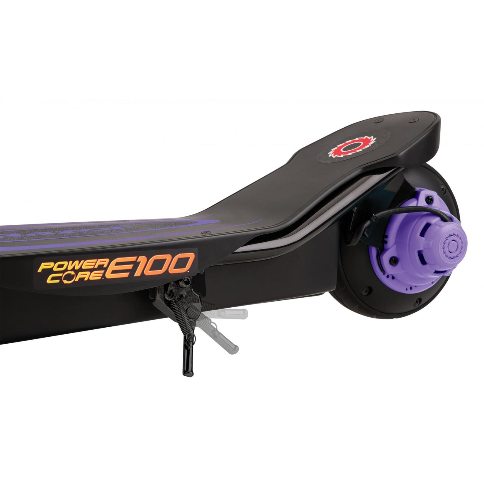 Электросамокат Razor Power Core E100 Purple (283570) изображение 9