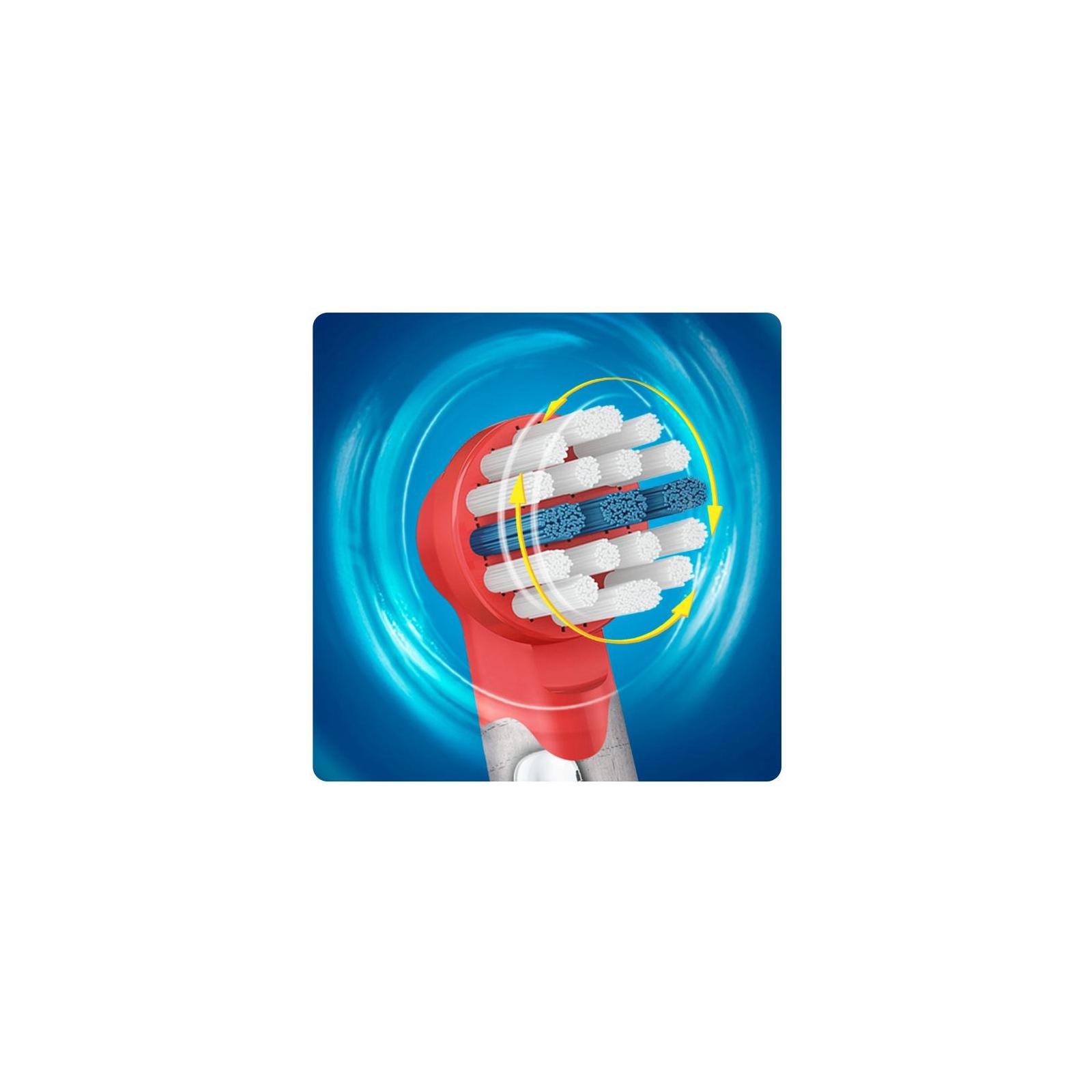 Электрическая зубная щетка Oral-B Cars (D12.513K) изображение 3