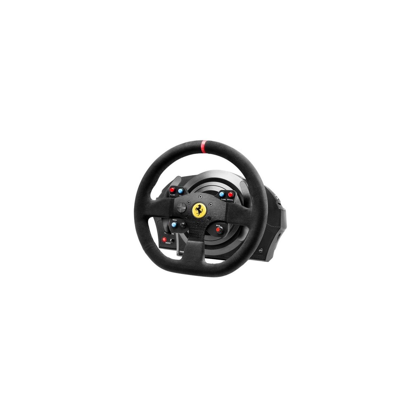 Руль ThrustMaster PC/PS4®/PS3® T300 Ferrari Integral RW Alcantara edition (4160652) изображение 2