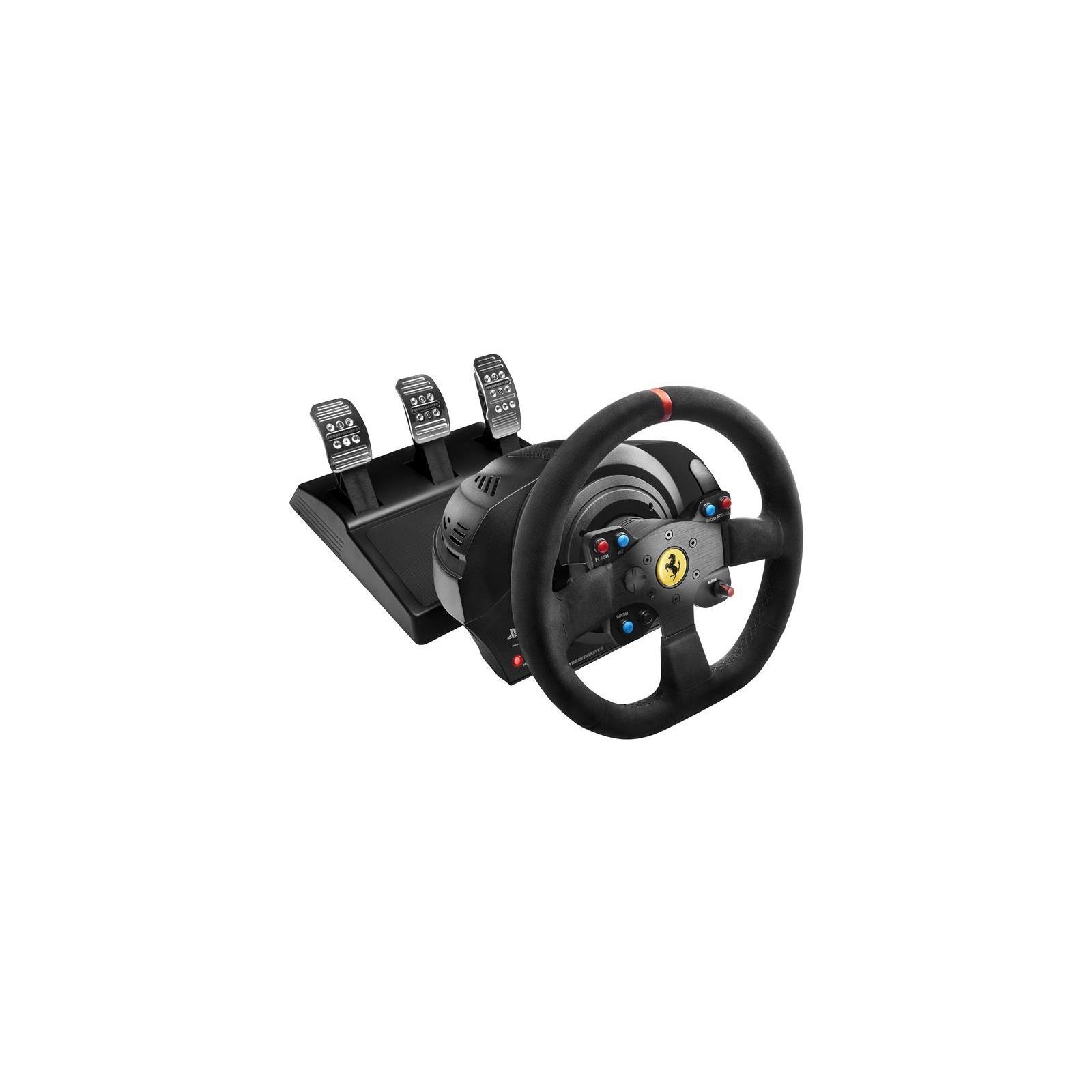 Руль ThrustMaster PC/PS4®/PS3® T300 Ferrari Integral RW Alcantara edition (4160652)