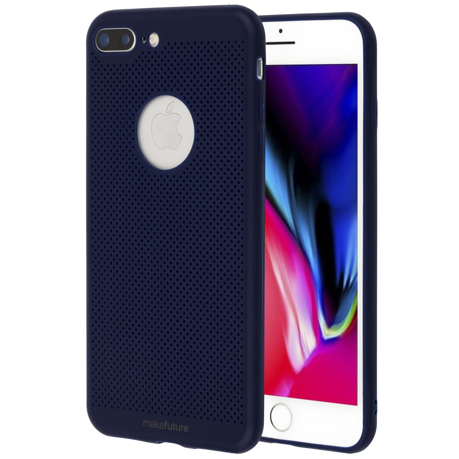 Чехол для моб. телефона MakeFuture Moon Case (TPU) для Apple iPhone 7 Plus Blue (MCM-AI7PBL) изображение 2
