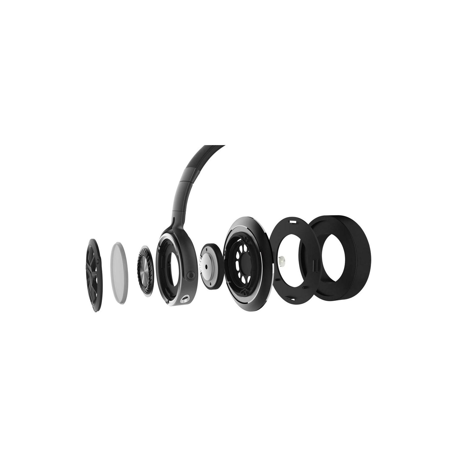 Наушники 1MORE Ceramic Triple Driver Over Head Silver (H1707 Silver) изображение 7
