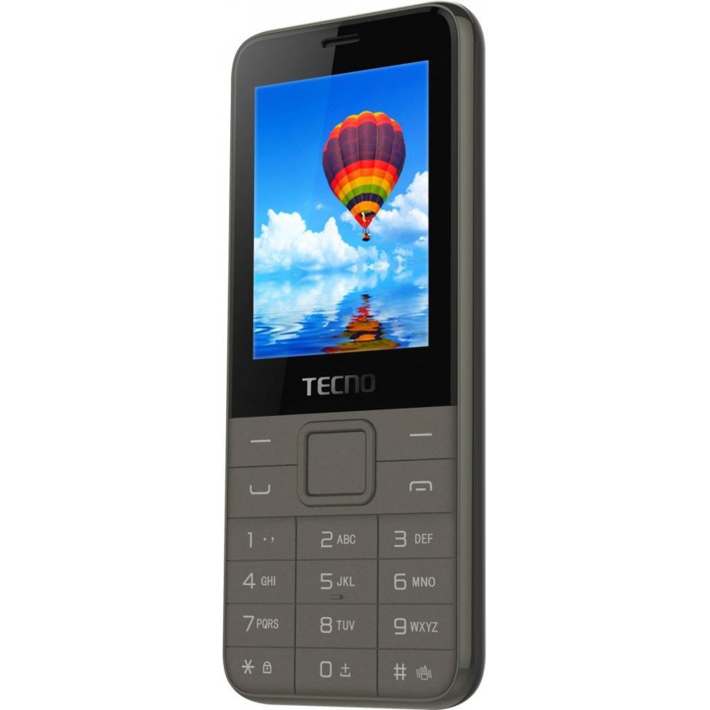 Мобильный телефон TECNO T371 Gray (4895180721601) изображение 7