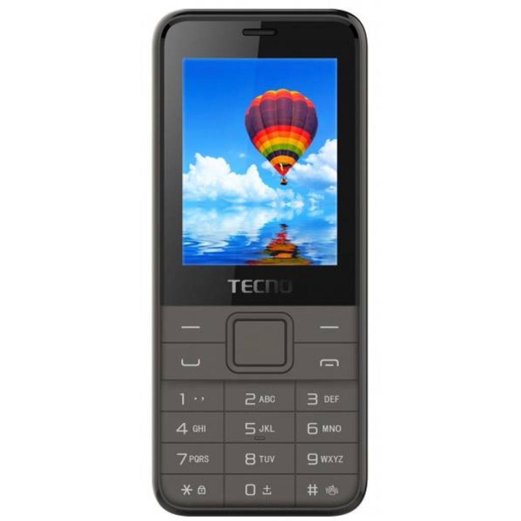 Мобильный телефон TECNO T371 Gray (4895180721601)