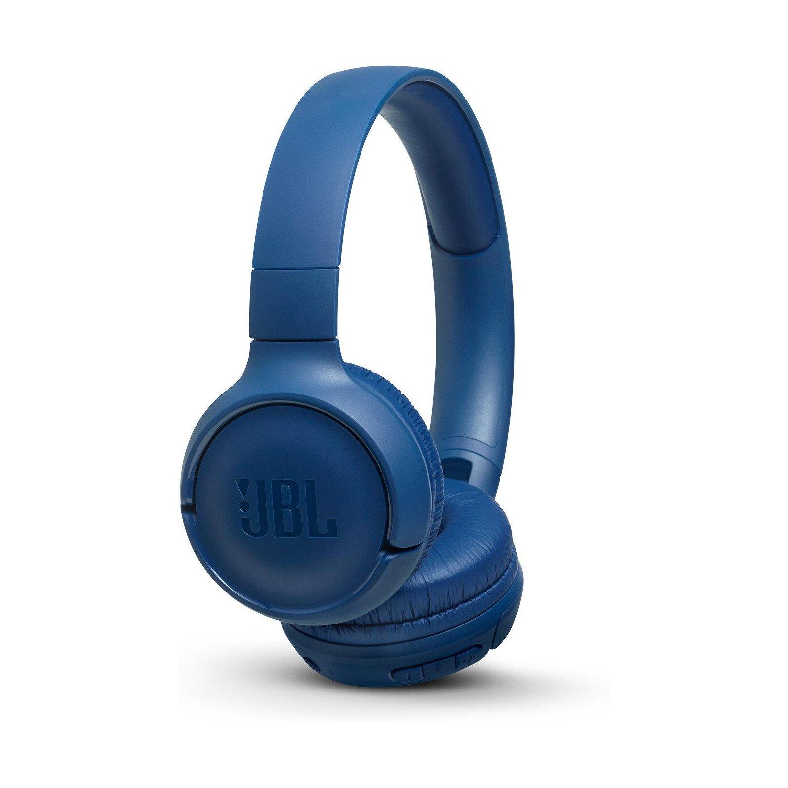 Навушники JBL T500ВТ Blue (T500BTBLU) ціни в Києві та Українi ... 94fa30939bd70