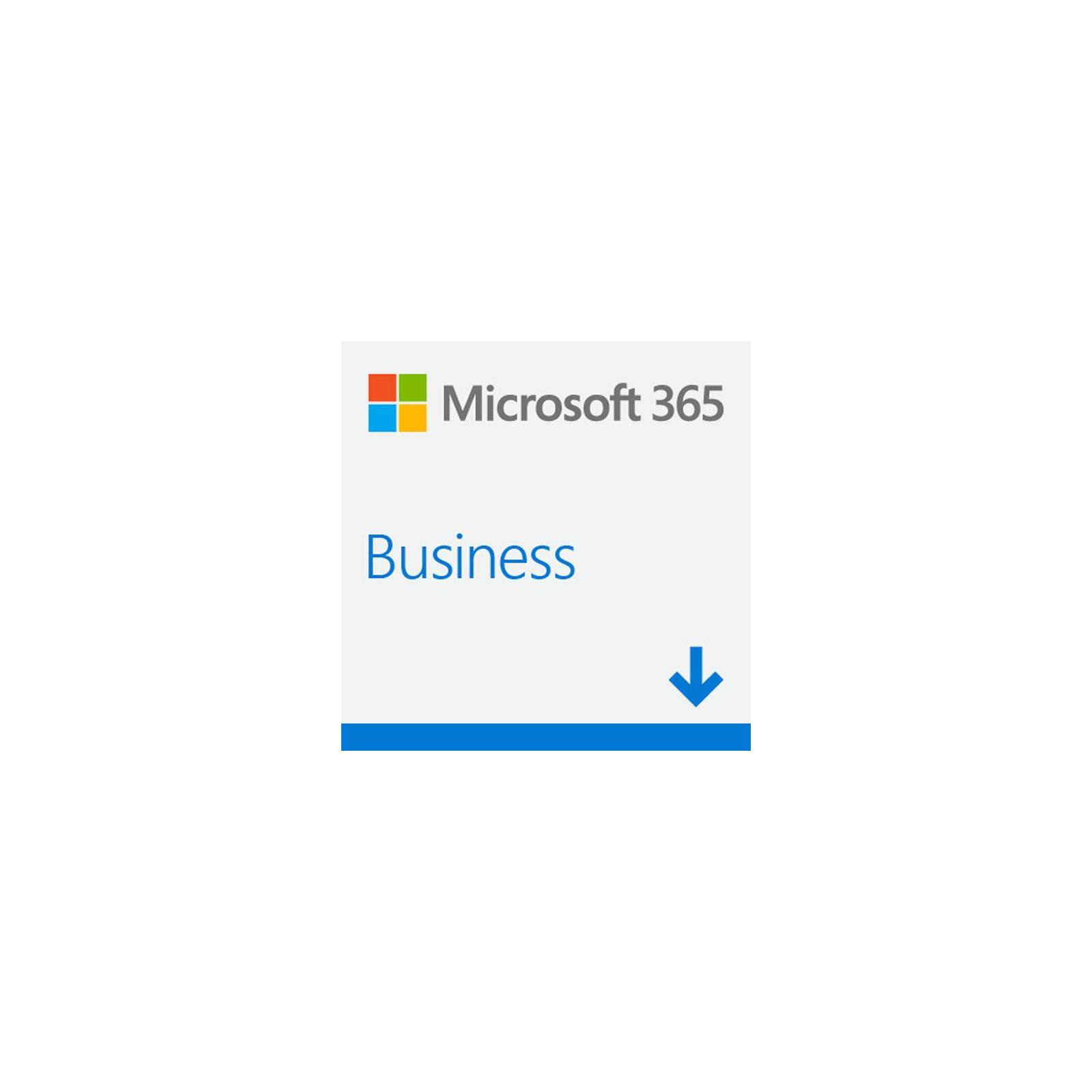 Офісний додаток Microsoft 365 Bus STD Retail All Lng SubPKL 1YR Onln CEEOnly Конверт (KLQ-00217-ESD)