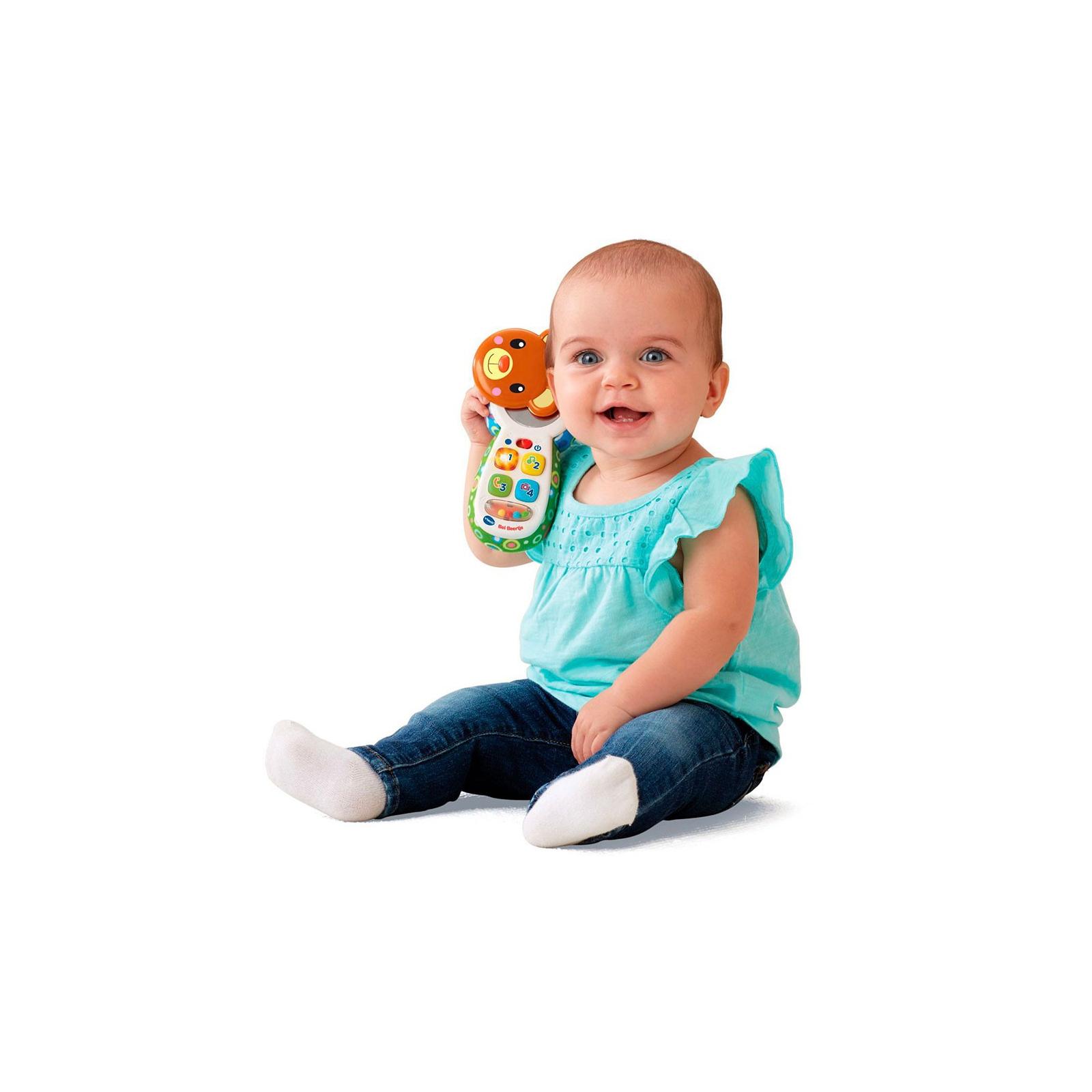 Развивающая игрушка VTech телефон Отвечай и играй со звуковыми эффектами (80-502726) изображение 5