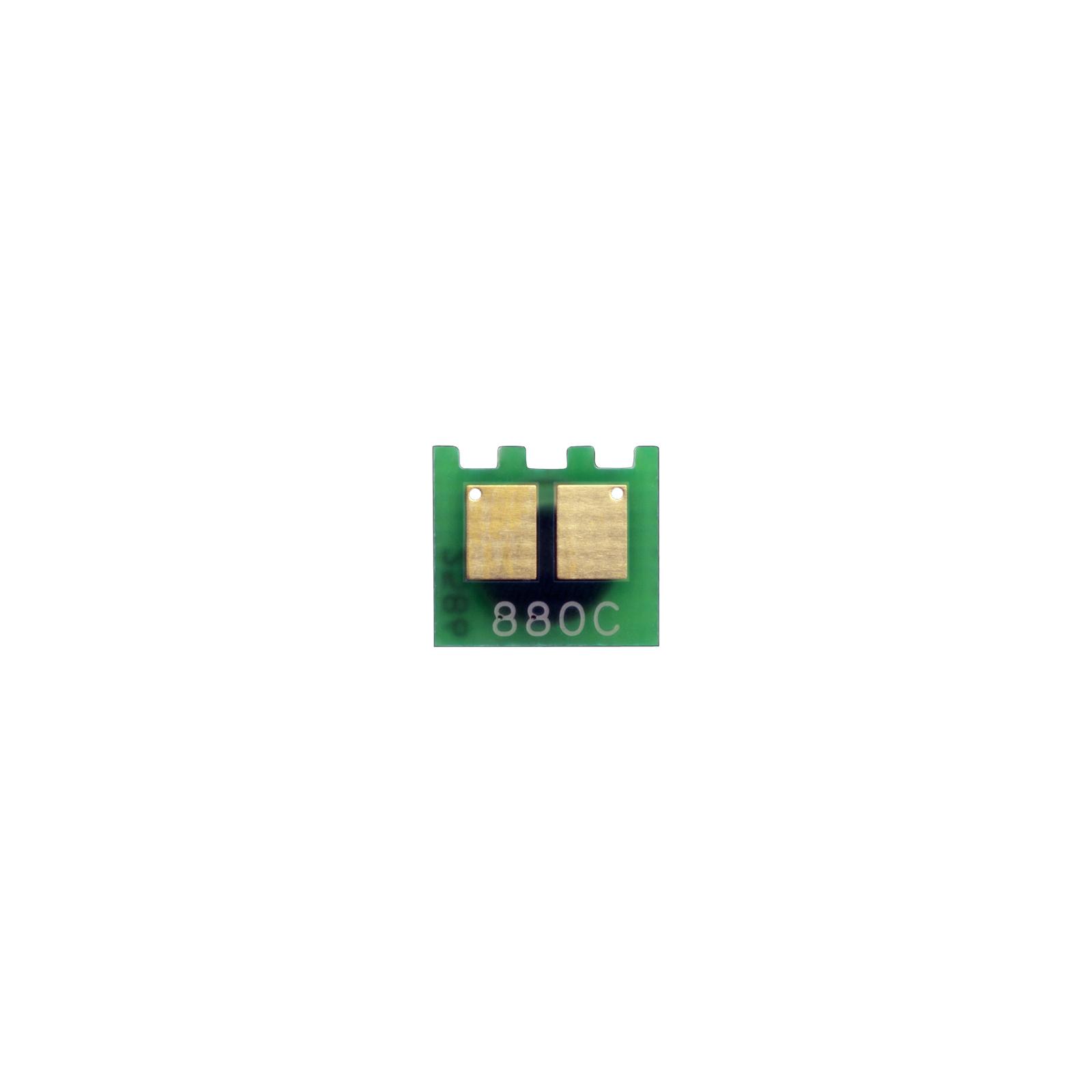 Чип для картриджа HP CLJ M880 (CF301A) 32k cyan Static Control (HP880CP-C)