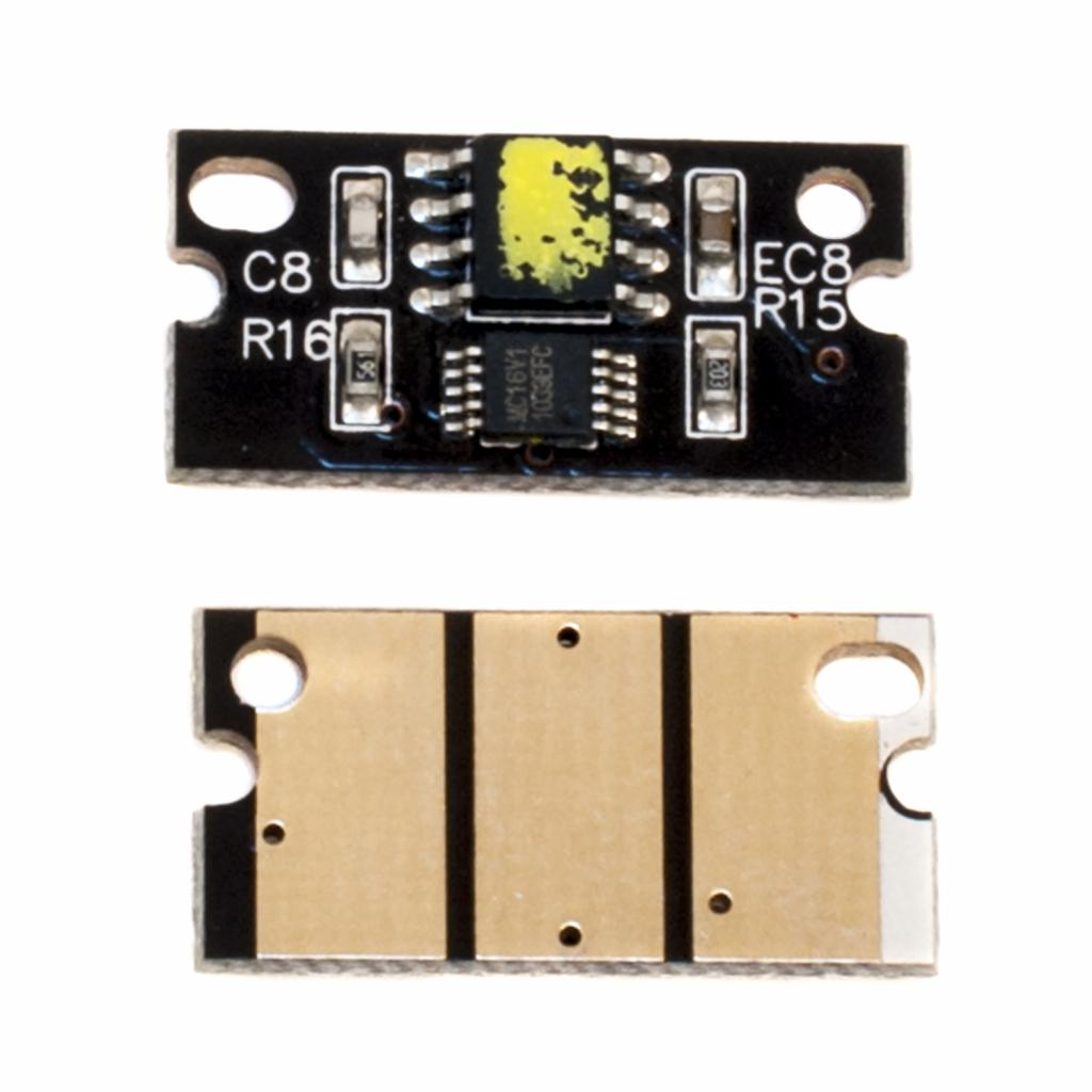 Чип для картриджа EPSON ACULASER C1600/СХ16 YELLOW Apex (ALE-1600-Y-2,5K)