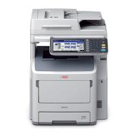 Многофункциональное устройство OKI MB760DNFAX (45387104)