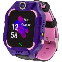 Смарт-часы Discovery iQ5000 Camera LED Purple (iQ5000 Purple)