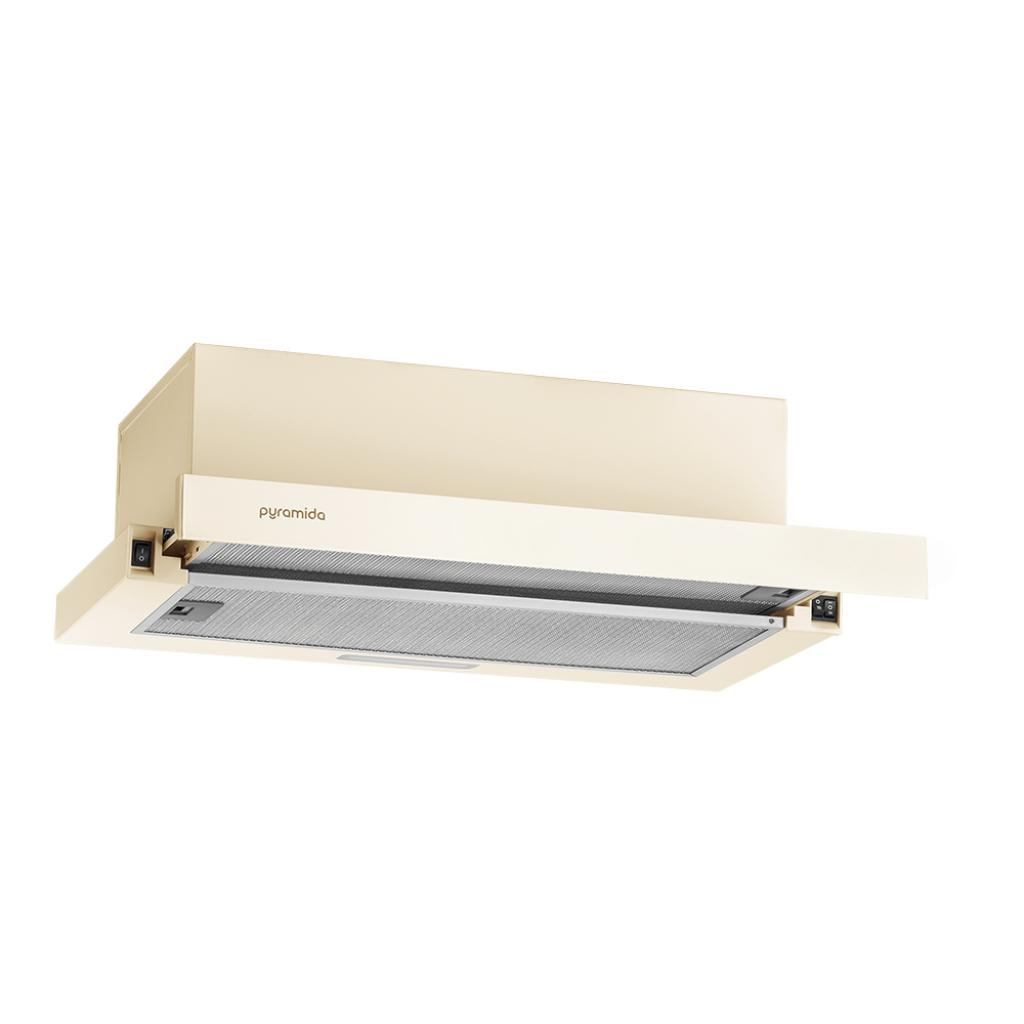 Вытяжка кухонная Pyramida TLX2-50 BR