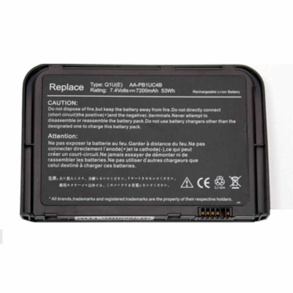Аккумулятор для ноутбука Samsung Q1 Drobak (102118)