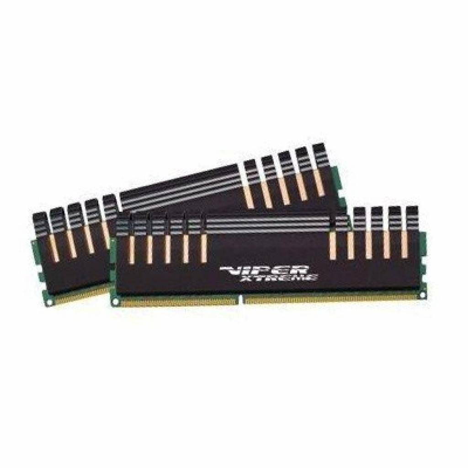 Модуль памяти для компьютера DDR3 8GB (2x4GB) 1600 MHz Patriot (PXD38G1600ELK)
